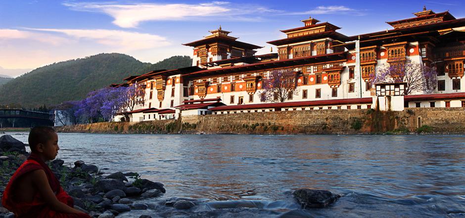 去不丹感受虔誠佛教信仰