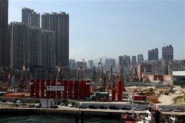 """""""一帶一路""""建設將成為香港未來數十年發展的重要動力"""