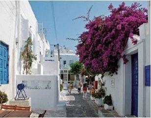 夏天到米克諾斯島(Mykonos)度假去