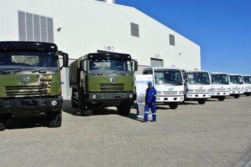 中國一汽在南非擴展國際市場,與非洲共成長