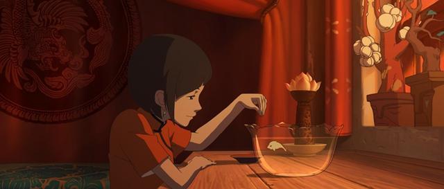 《大魚海棠》只是部畫面很美的動畫片