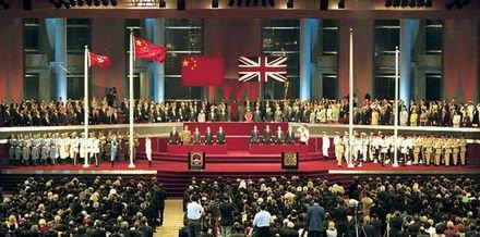 同心共圓中國夢,香港將贏得更多發展機遇