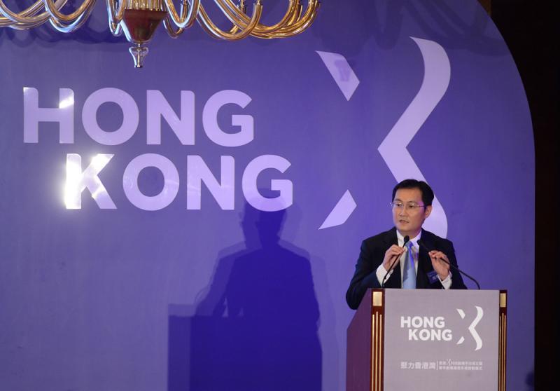 科技與青年是香港經濟的重要希望
