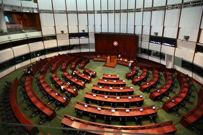 要建一個和諧民主的香港