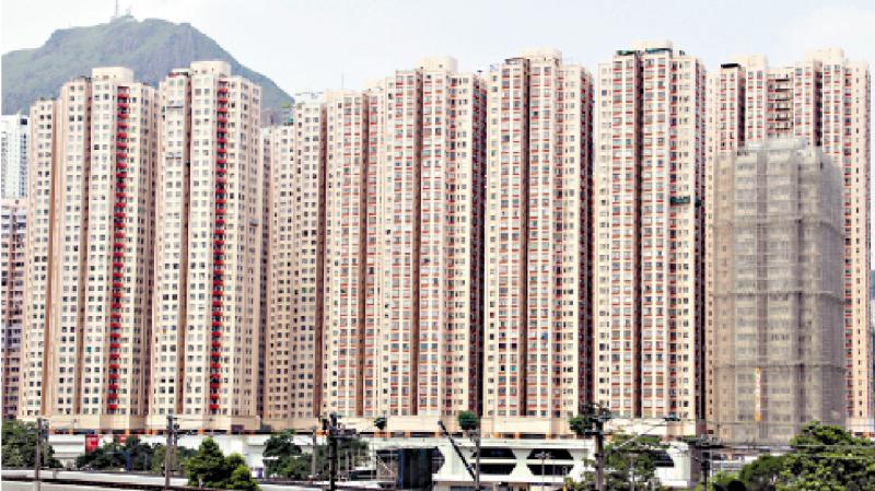 香港樓市氣氛轉強