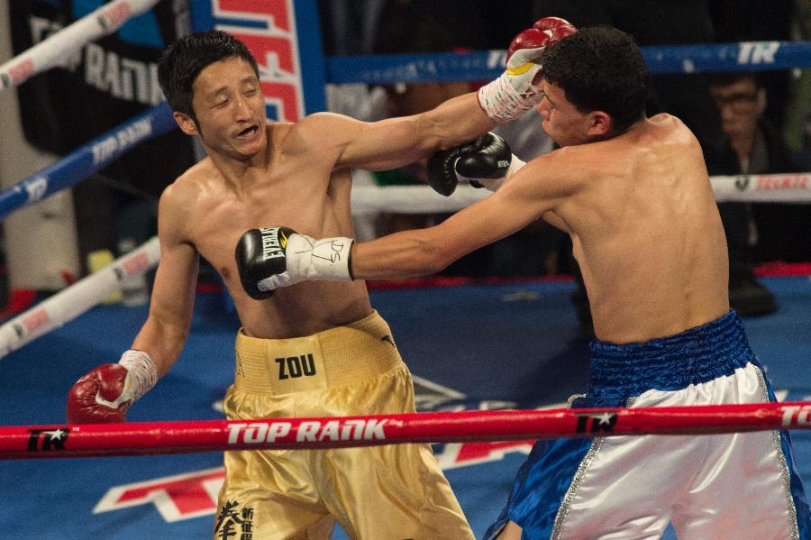 中國拳王——皺市明