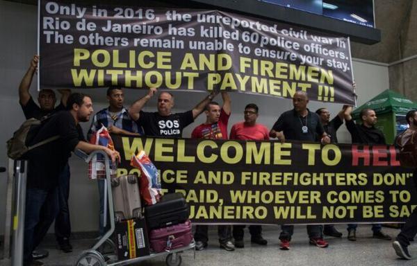 歡迎來到巴西——政治、經濟和財政危機叢生之地