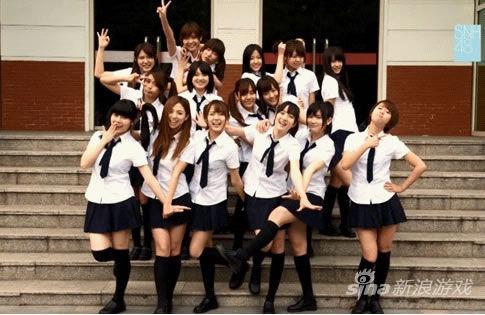 不溫不火的SNH48很尷尬