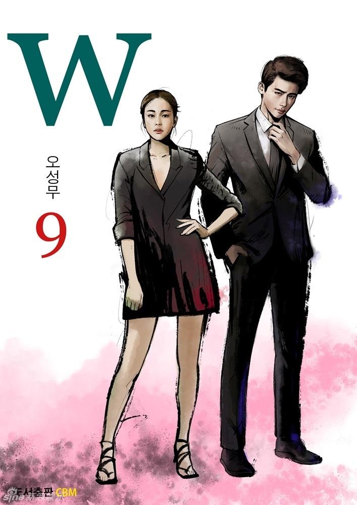 韓劇《W》腦洞開的非常大