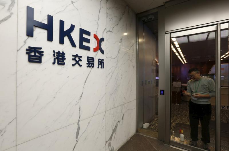 香港經濟回暖