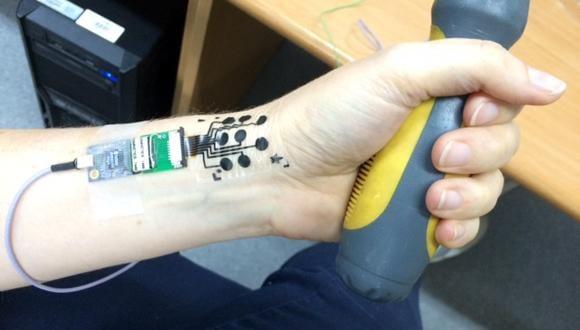 電子紋身,不止酷這麼簡單
