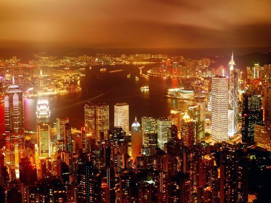 香港緊跟一帶一路腳步