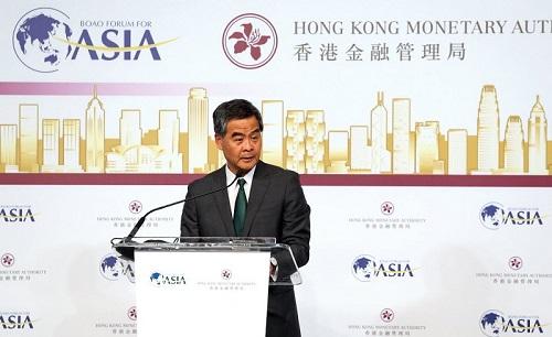 香港注重把握一帶一路契機