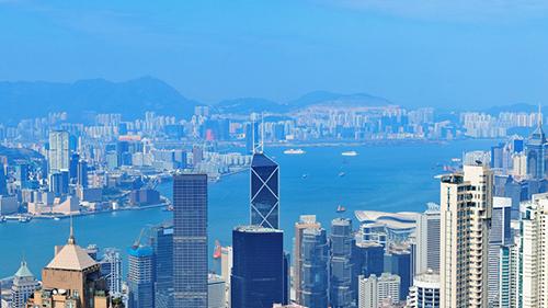 香港跟著一帶一路走不會錯