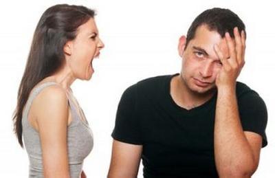 男女朋友吵架很正常