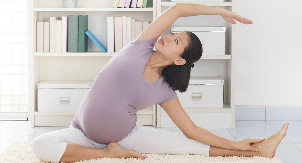 孕婦運動好處多