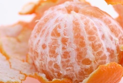 秋天吃橘子正當季