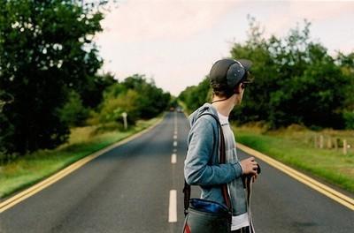 一個人也要出去旅遊
