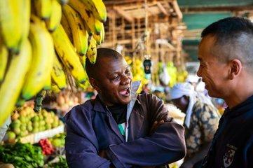 肯尼亞被看成是我國國際貿易市場的下一個占據點
