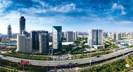 """""""創新驅動""""是西安高新區的永恒發展主題"""