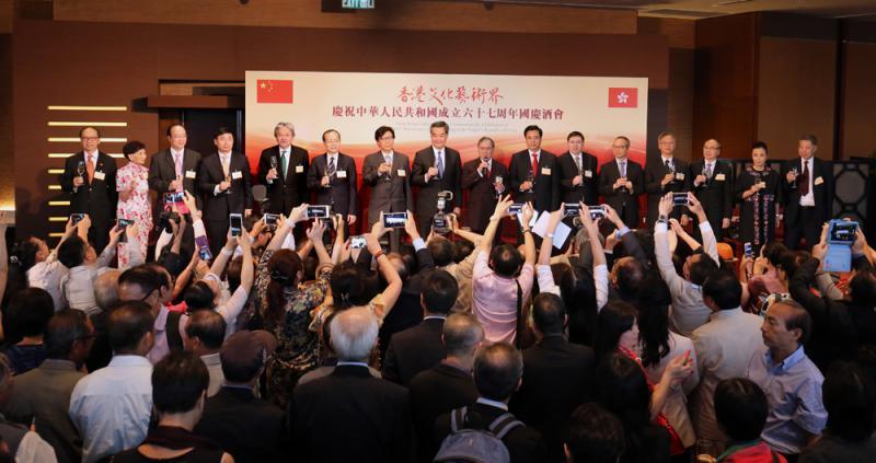 香港大陸文化交流,促進民族團結
