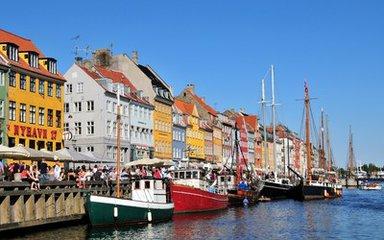 哥本哈根是座集古典與現代於一體的城市