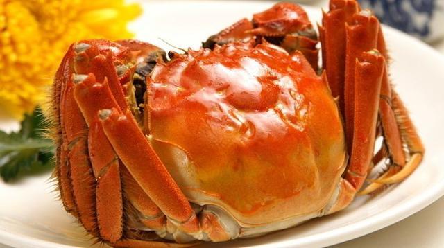 當吃貨遇上秋後肥美的螃蟹