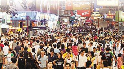 蘇錦梁:香港的旅遊業情況正處於調整期,對未來香港的整體發展有信心