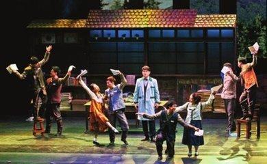 亞洲音樂劇的發展中心無疑將是中國與韓國