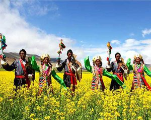 """好一個山南,好一個""""西藏曆史文化的搖籃""""!"""