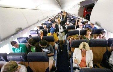 """""""飛機要在天上才能賺錢"""""""