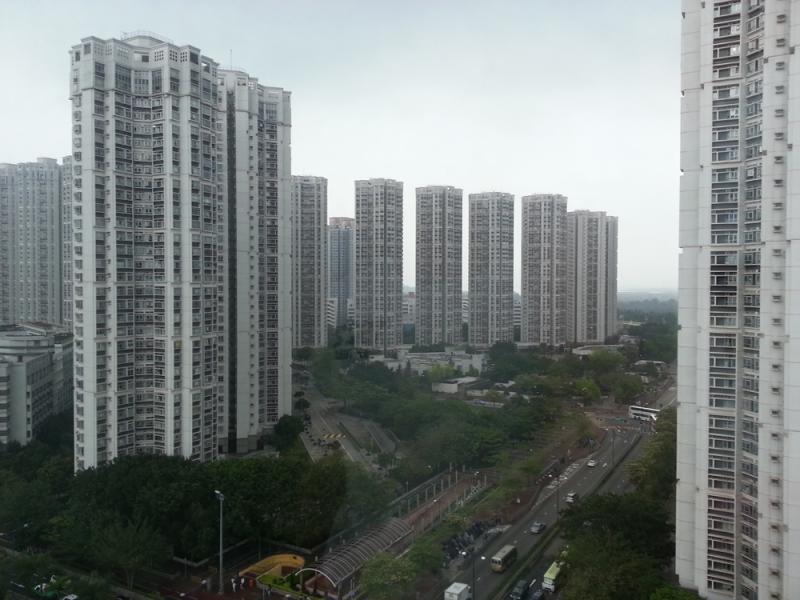 香港房價房租再攀高峰