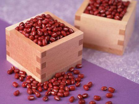 多吃紅豆防秋燥