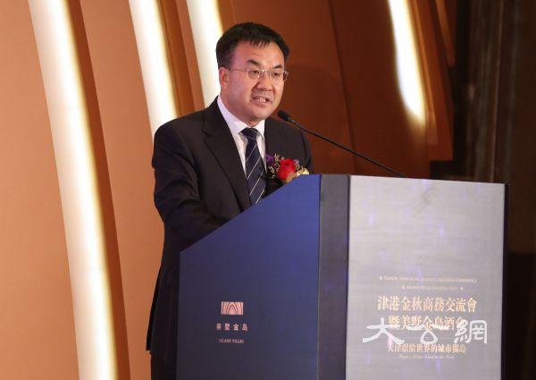 津港合作共創經濟