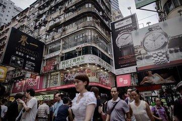 香港最重要的就是一個成功的國際金融中心