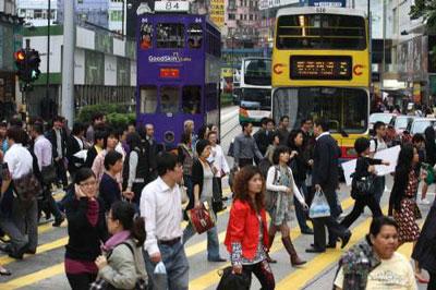 港區政府調整最低工資標準