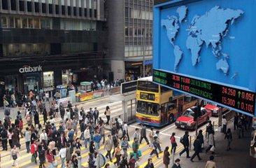 """在參與國家""""一帶一路""""建設的過程中,香港可以主動對接"""