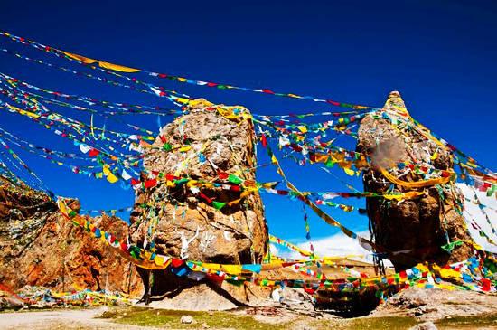 藏北草塬上,我却寻找到了西藏的情人湖