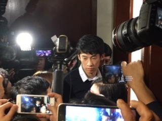 反對派作亂中梁君彥當選立法會主席