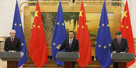 中國歐盟商會希望在2017年完成中歐投資協定談判