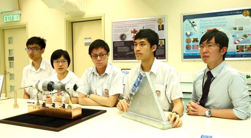 香港青年酒泉見證太空神州之旅