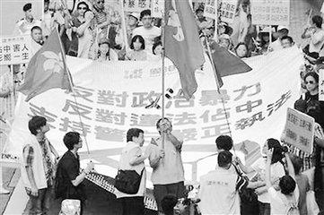 香港必須發展自己的國際能力