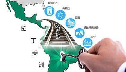 中國正對拉美押下最大賭注