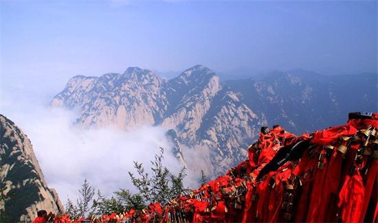 陝西,東方的金字塔