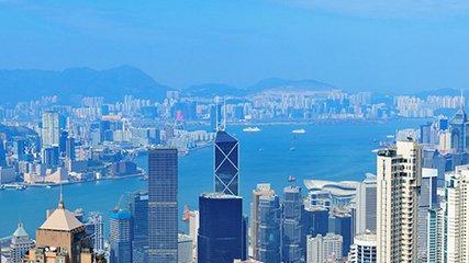 服務業是香港經濟動力的泉源