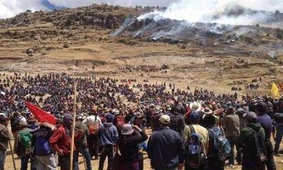 秘魯不應為投資秘魯礦業而降低空氣質量標准