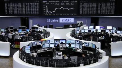 歐洲股市現在正處於最佳狀態
