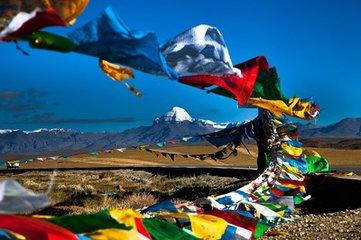 一個佛教徒一生最大的夙願莫過於去岡仁波齊朝聖