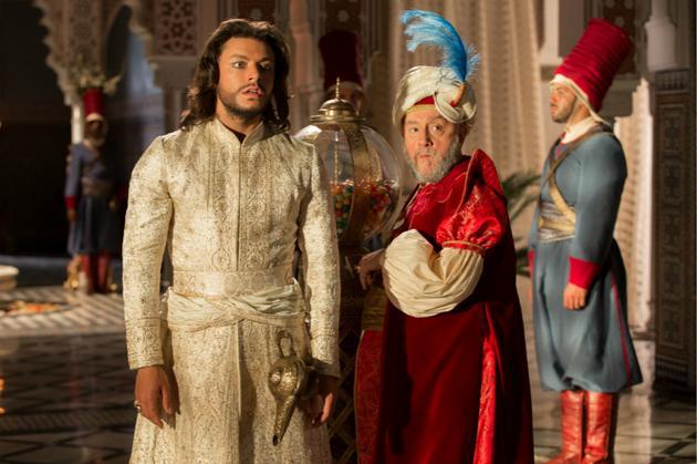 《阿拉丁與神燈》爆笑上映