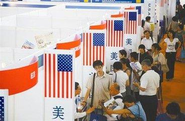 中國留美學生高速增長現象趨緩,但依舊是其最大留學生生源地